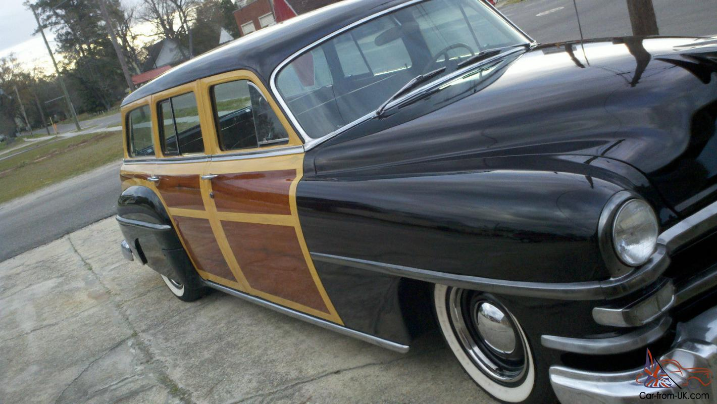 Myrtle Beach Chrysler >> 1953 Chrysler Town and Country Station Wagon