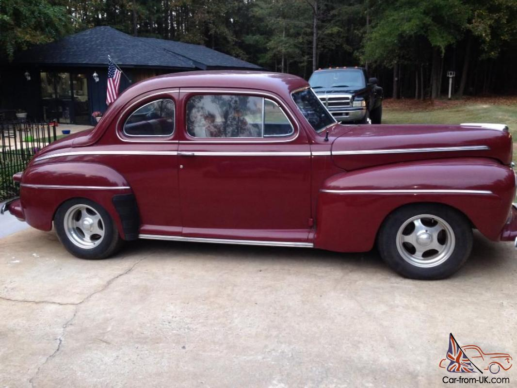 1946 Ford 2 Door Business Coupe