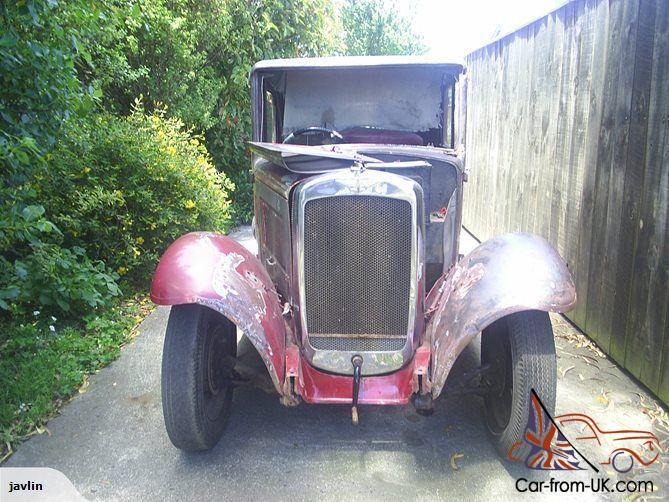 Austin A10 1934 Classic New Zealand New Car