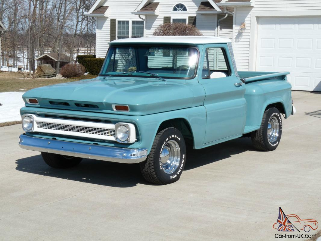 Truck 1965 chevrolet truck : Chevrolet Short Bed Step Side Truck, not 62, 63, 64, 66, 67, 68 ...