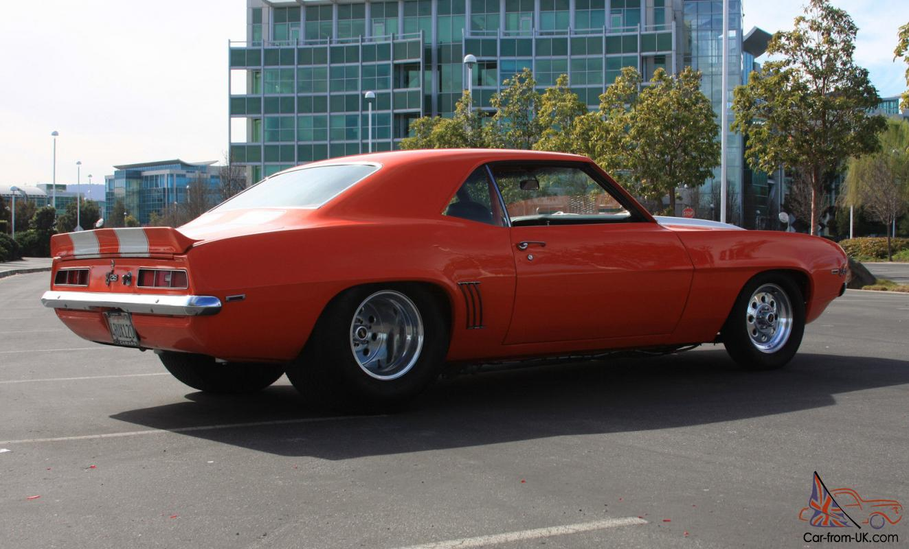 1969 Pro Street Camaro