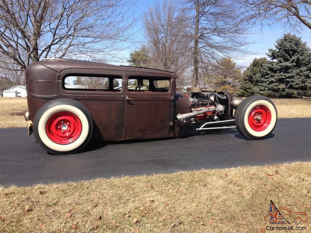 1929 Ford Model A Rat Rod 355 Chevy For Sale