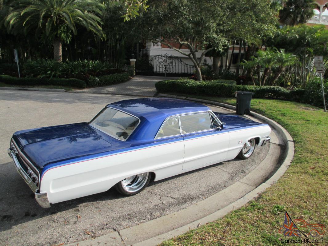 Custom 1964 Impala SS w/ LS1 Engine