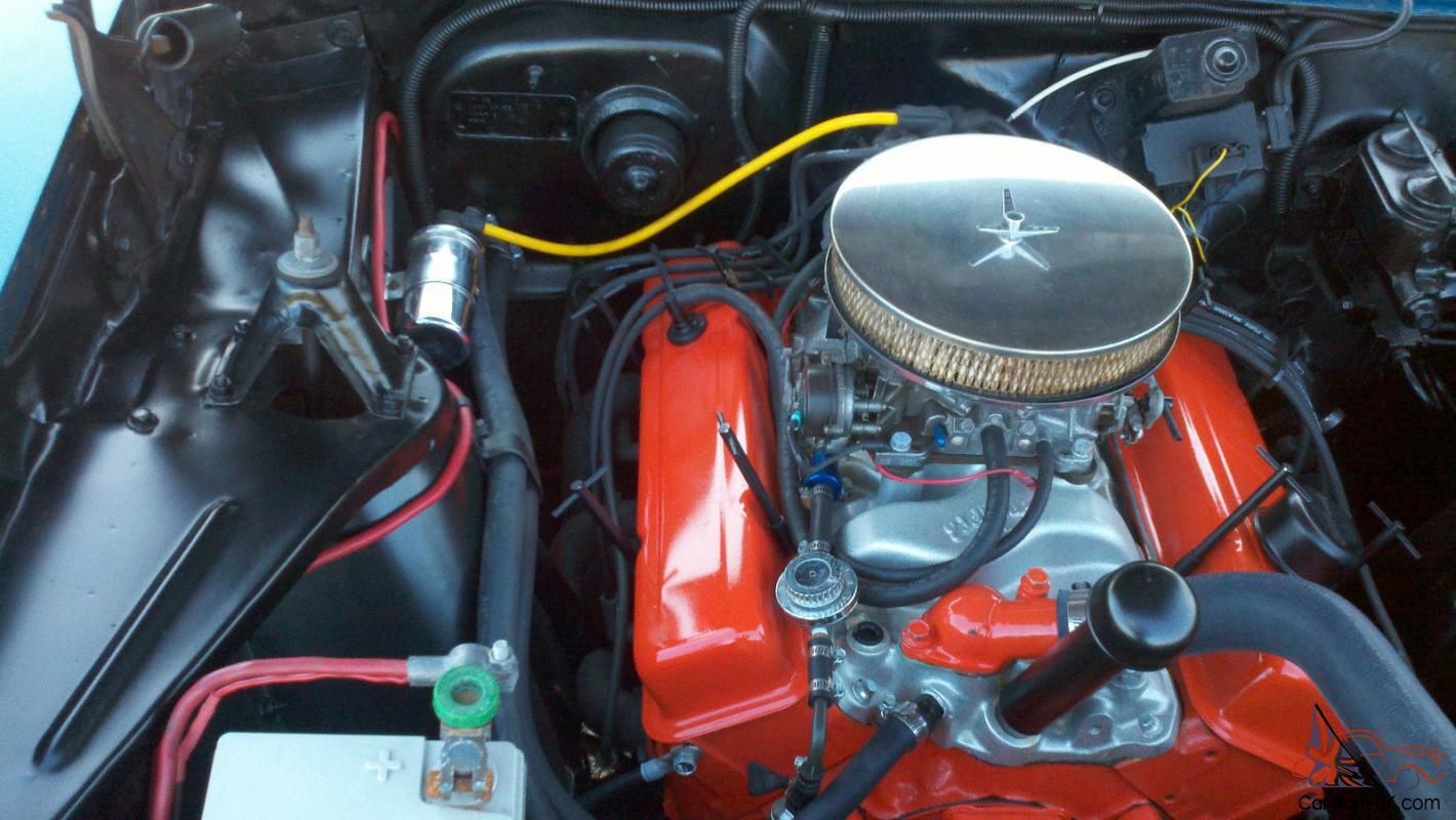 1964 1965 1966 1967 1968 1969 1970 Chevy II and Nova Heater Blower Motor