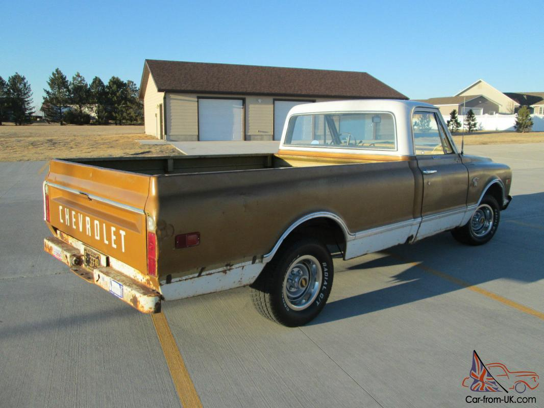 All Chevy 1968 chevy c10 parts : CHEVY C10 50th ANNIVERSARY PICKUP MUSCLE TRUCK LIKE GMC HOT ROD