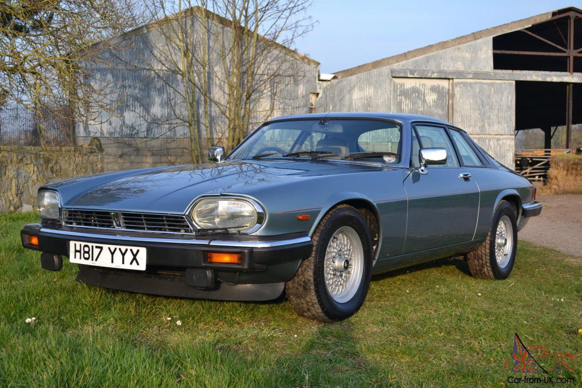 Jaguar V12 Upgrades