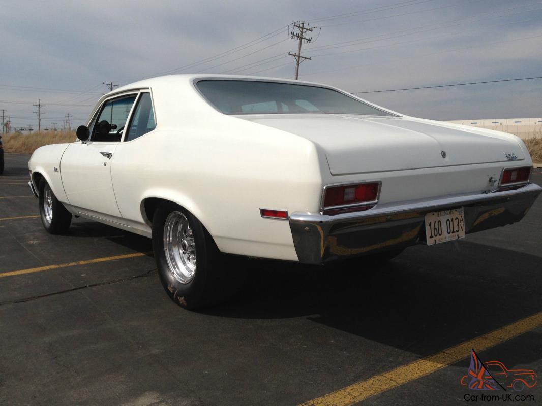 1972 Nova- 434 SBC- Runs Low 10's on HP- Rust Free AZ Car w/Protect-O Plate!