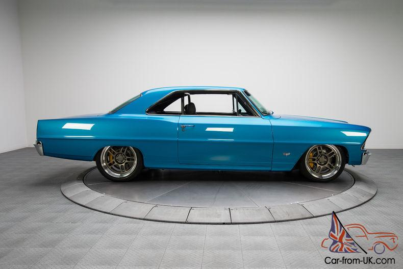 1967 Chevrolet Chevy Ii Nova Ls7 Dse Pro Touring