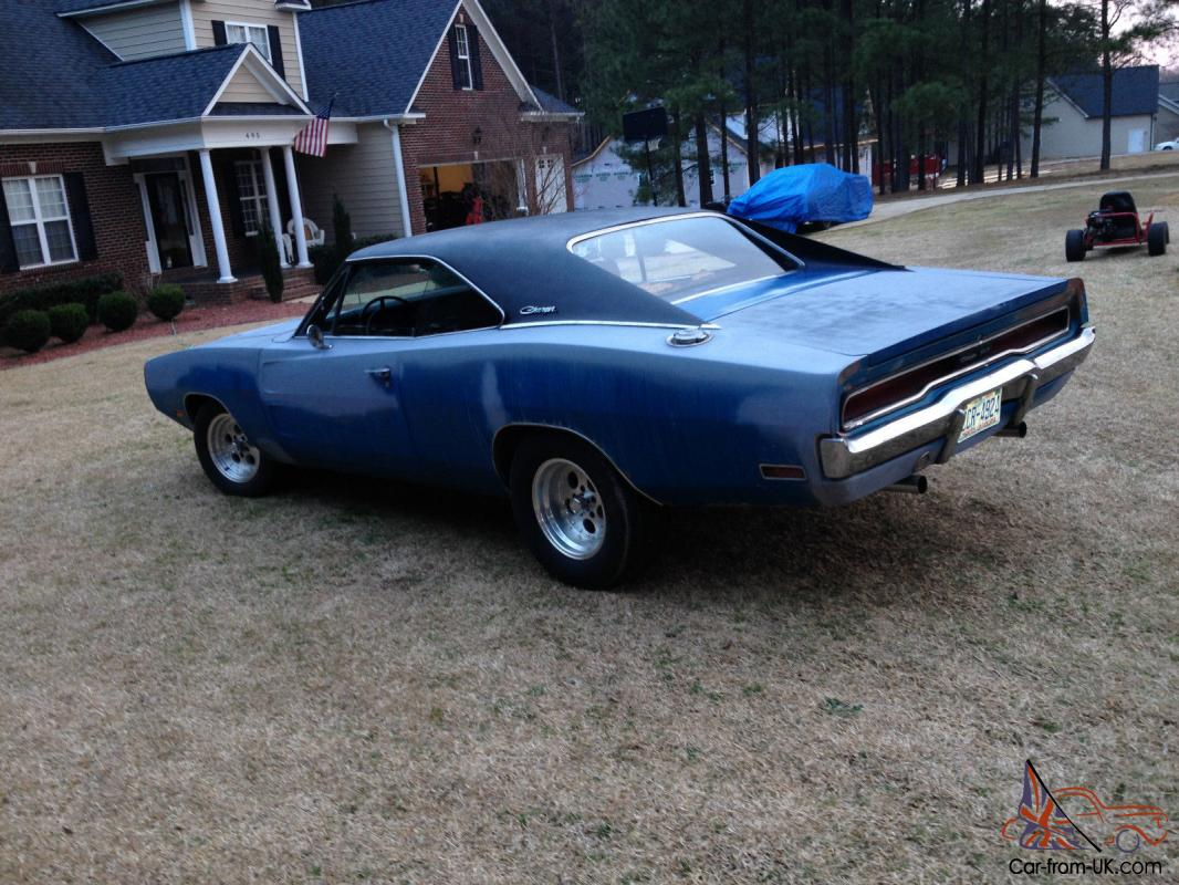 1970 Dodge Charger 500 383 Hp