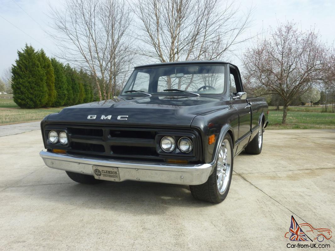 All Chevy 1969 chevy c10 for sale : GMC Long Bed Truck C-10 Chevrolet Chevy 1969 1970 1971 1972