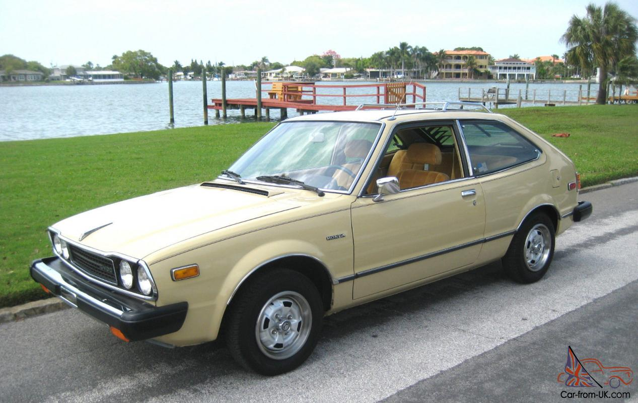 Hondas For Sale By Owner >> Original, unmolested 1979 Honda Accord CVCC