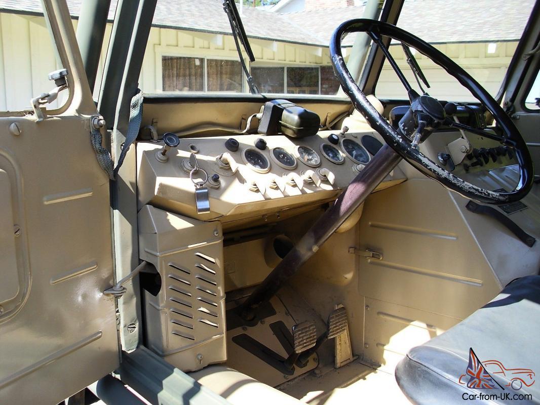 1965 Mercedes Benz Unimog 404.115 Hard Cab