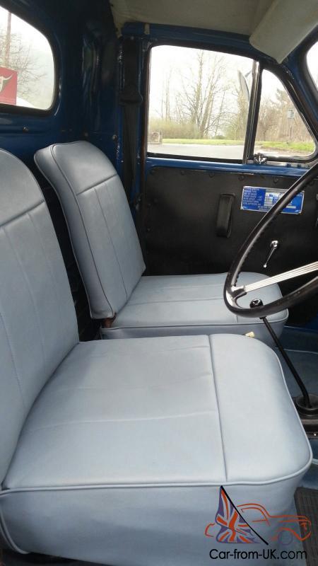 1970 Morris Minor Pick Up Fully Restored Stunning