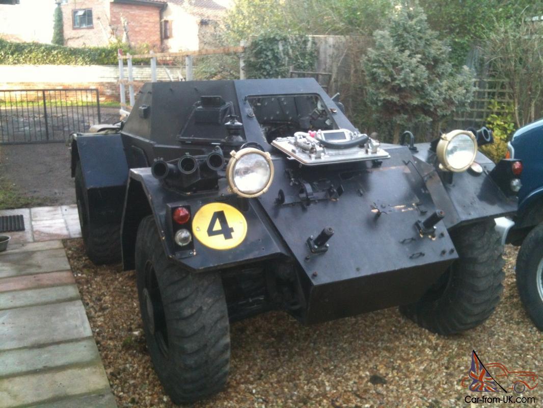 Armored Car For Sale >> Daimler Ferret Scout Car Mk 1 1