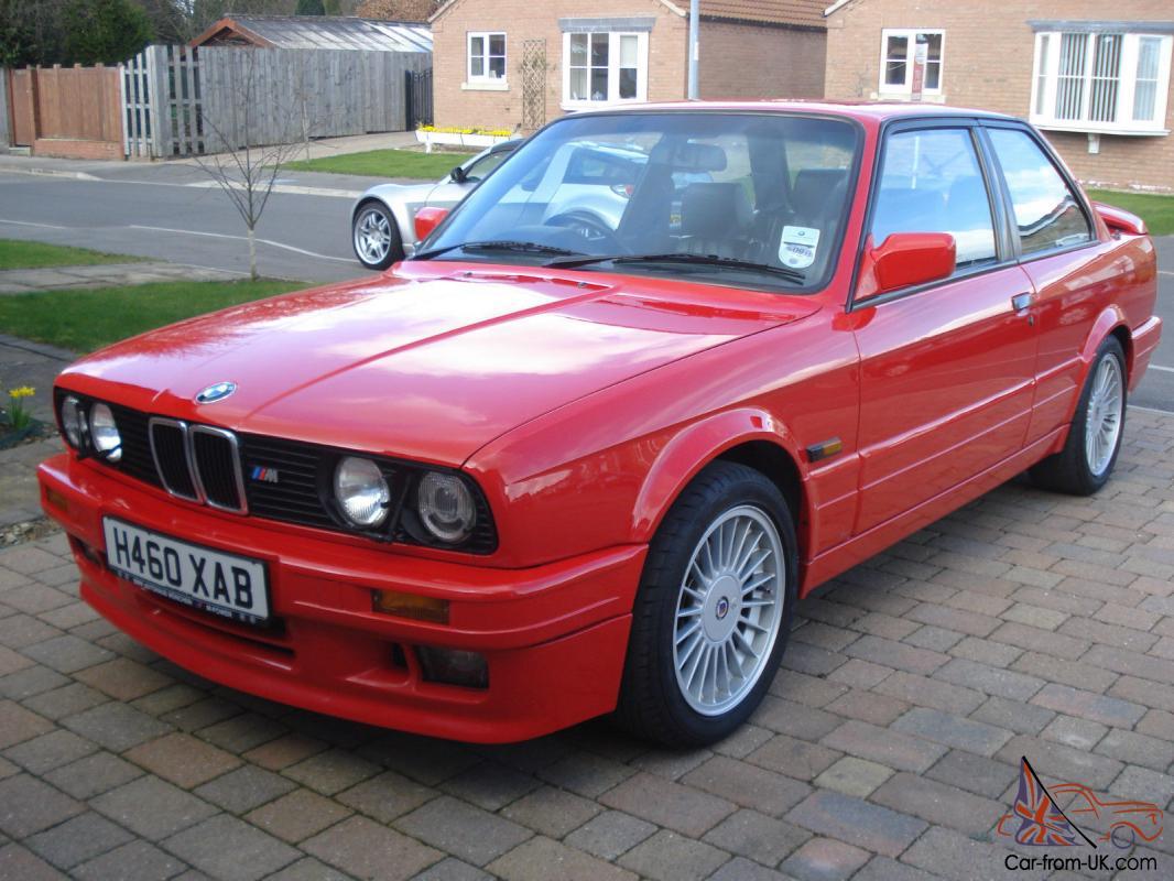 1990 Bmw E30 325i Sport Classic Car