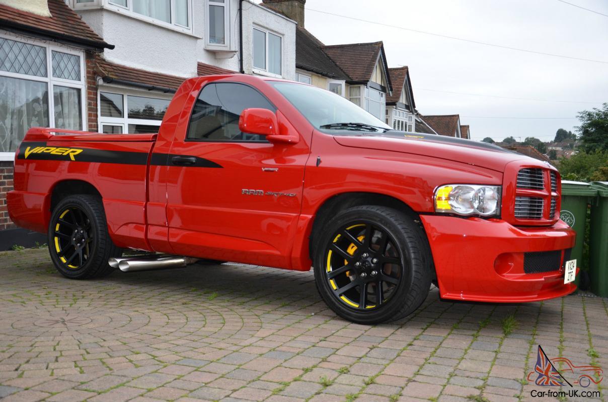Srt10 For Sale >> Dodge Ram Srt 10