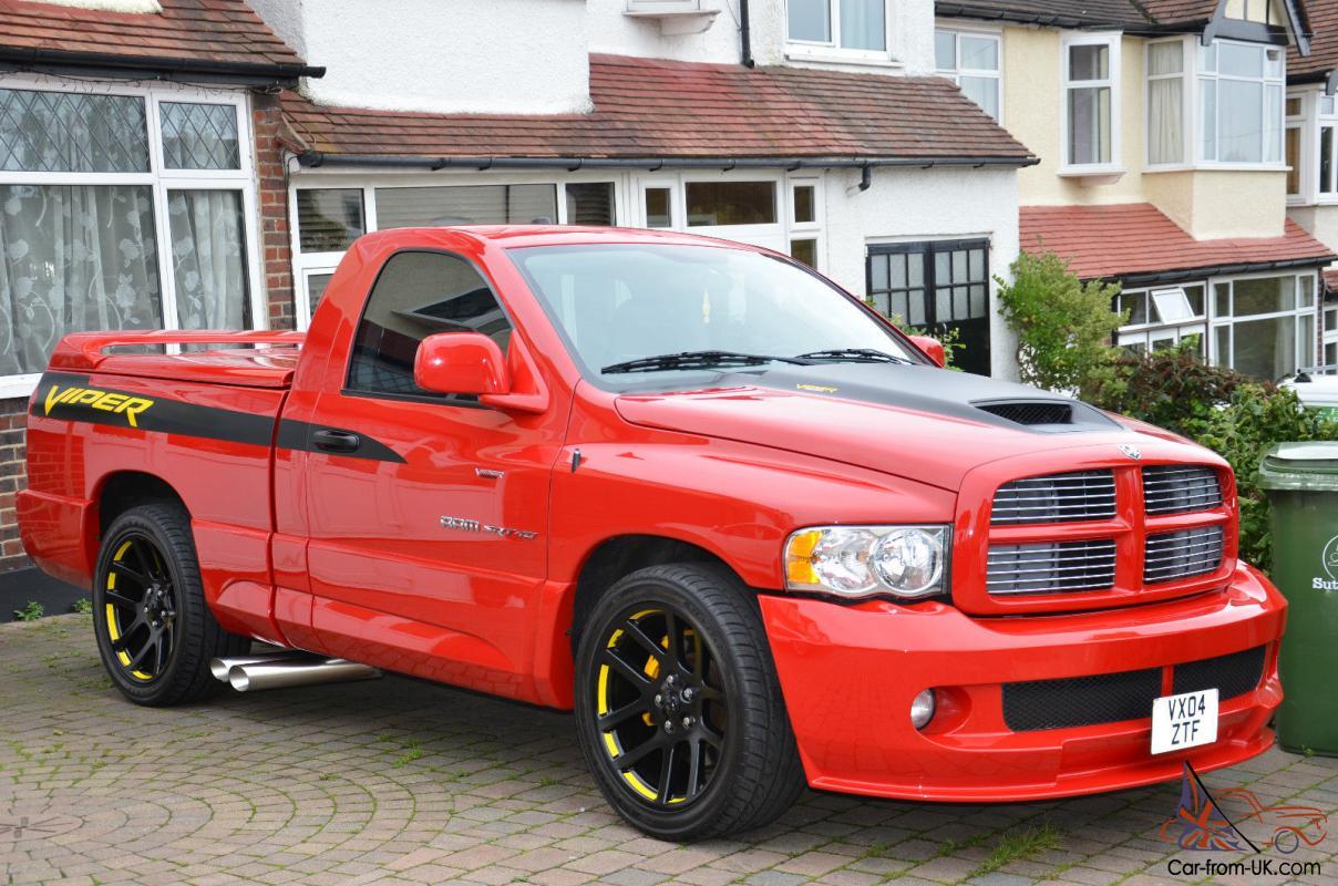 Dodge Ram Srt10 For Sale >> Dodge Ram Srt 10