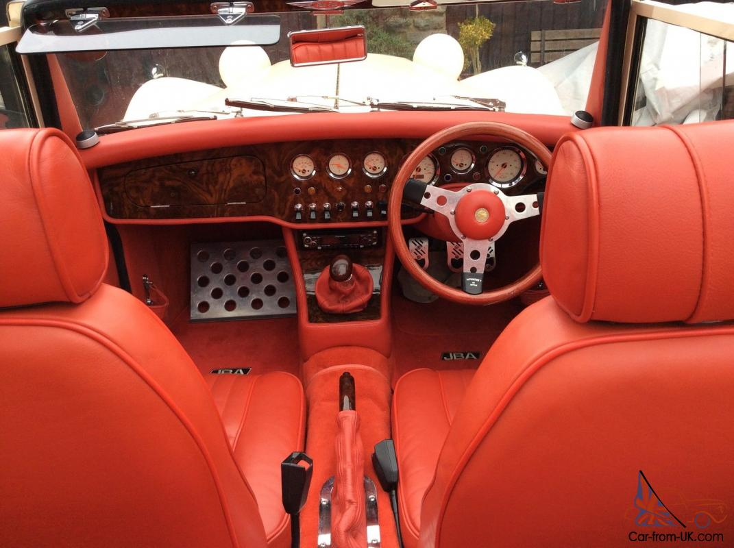 Jba Falcon Kit Car