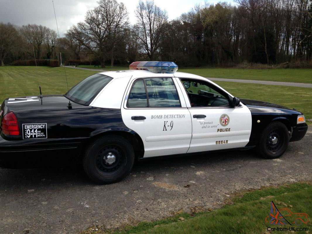 Cop Cars For Sale >> American Police Car