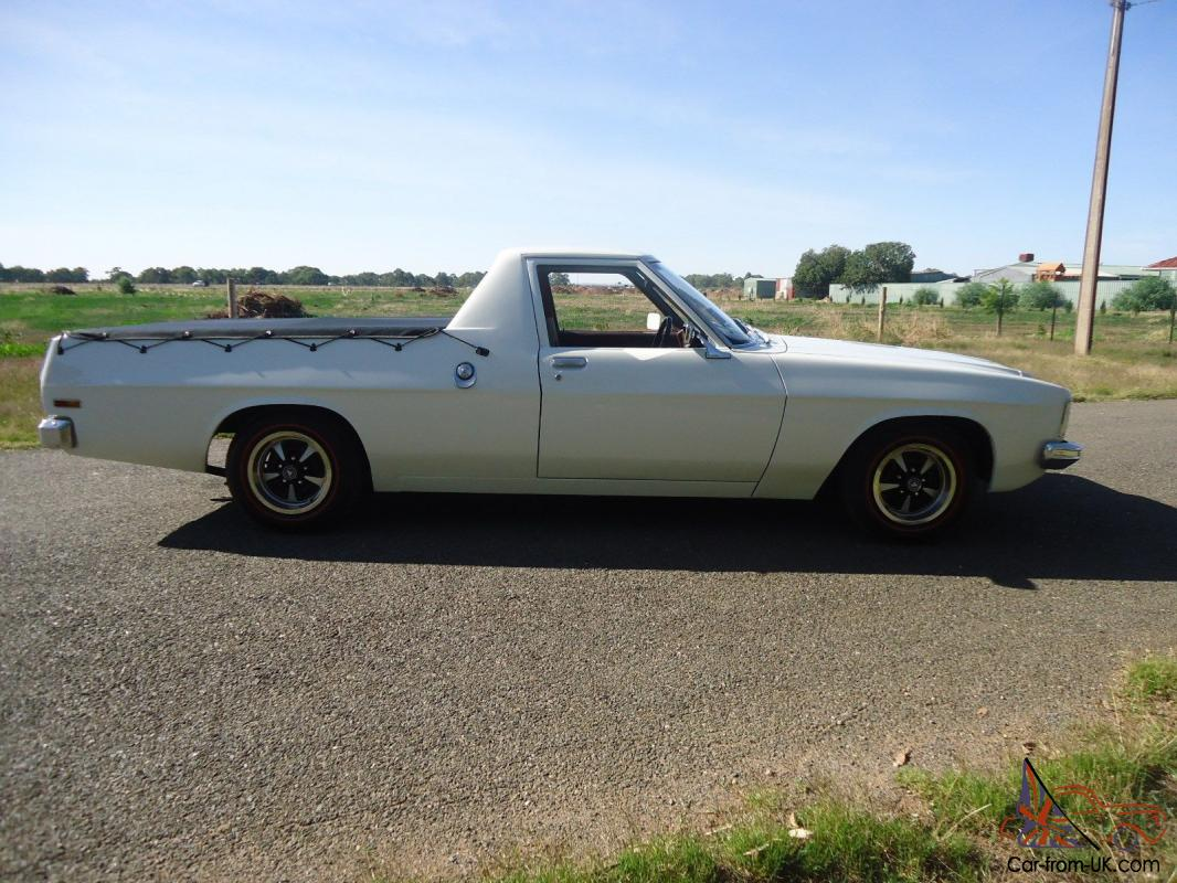 HZ Holden UTE GTS Monaro Wheels Immaculate Condition P ...