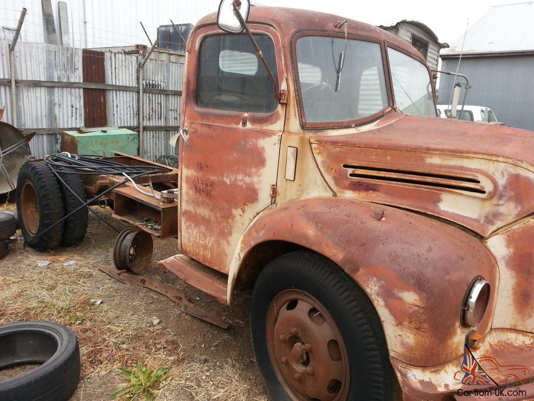 Early Desoto Dodge Kew Truck Rat Rod In Shepparton Vic