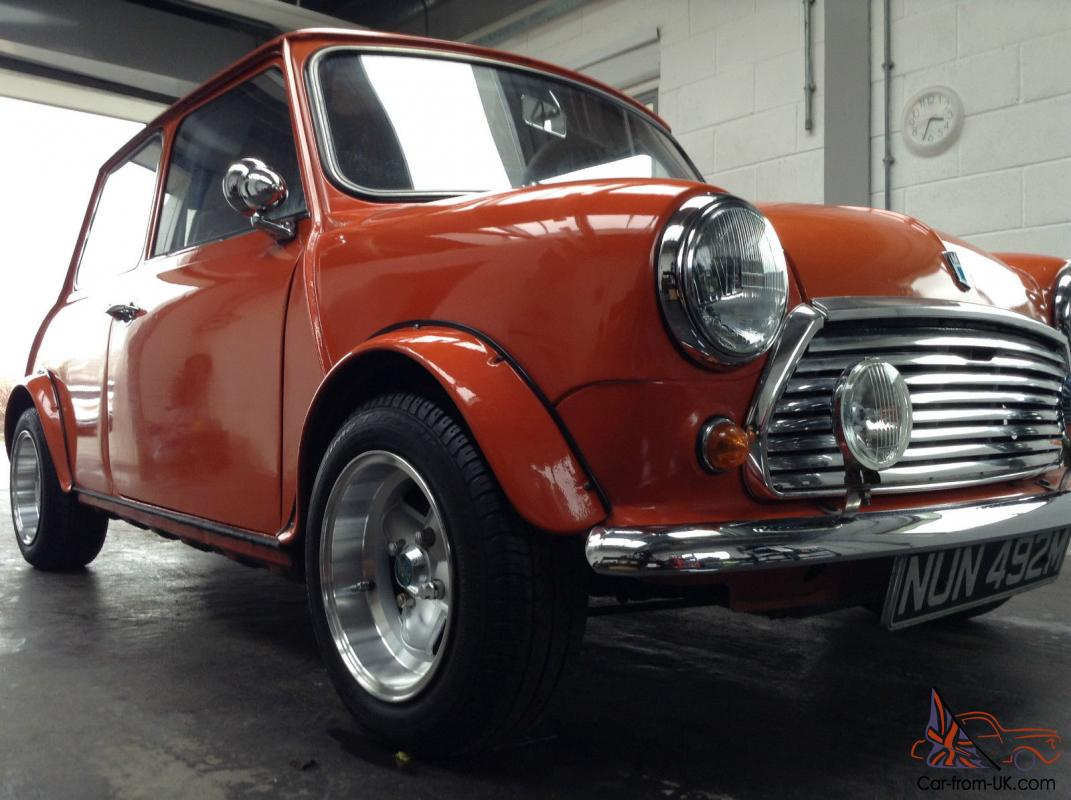 Wiring Harness Front Mk 3 Mini Cooper With Alternator Classic 1973 Rare Mark Austin Morris Bmc Full Mot Amazing