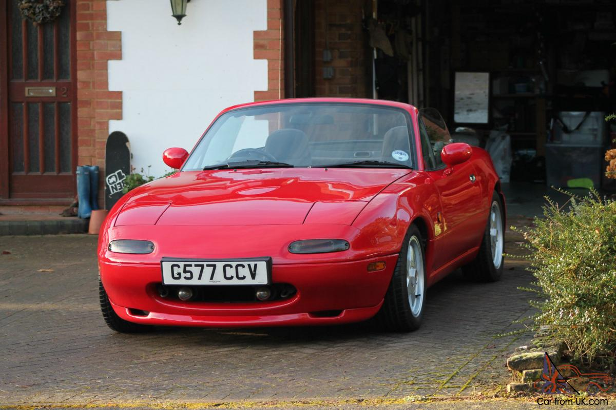 Mazda Mx5 For Sale >> Mazda Mx5 Mk1 Bbr Turbo 1990 Superb Condition
