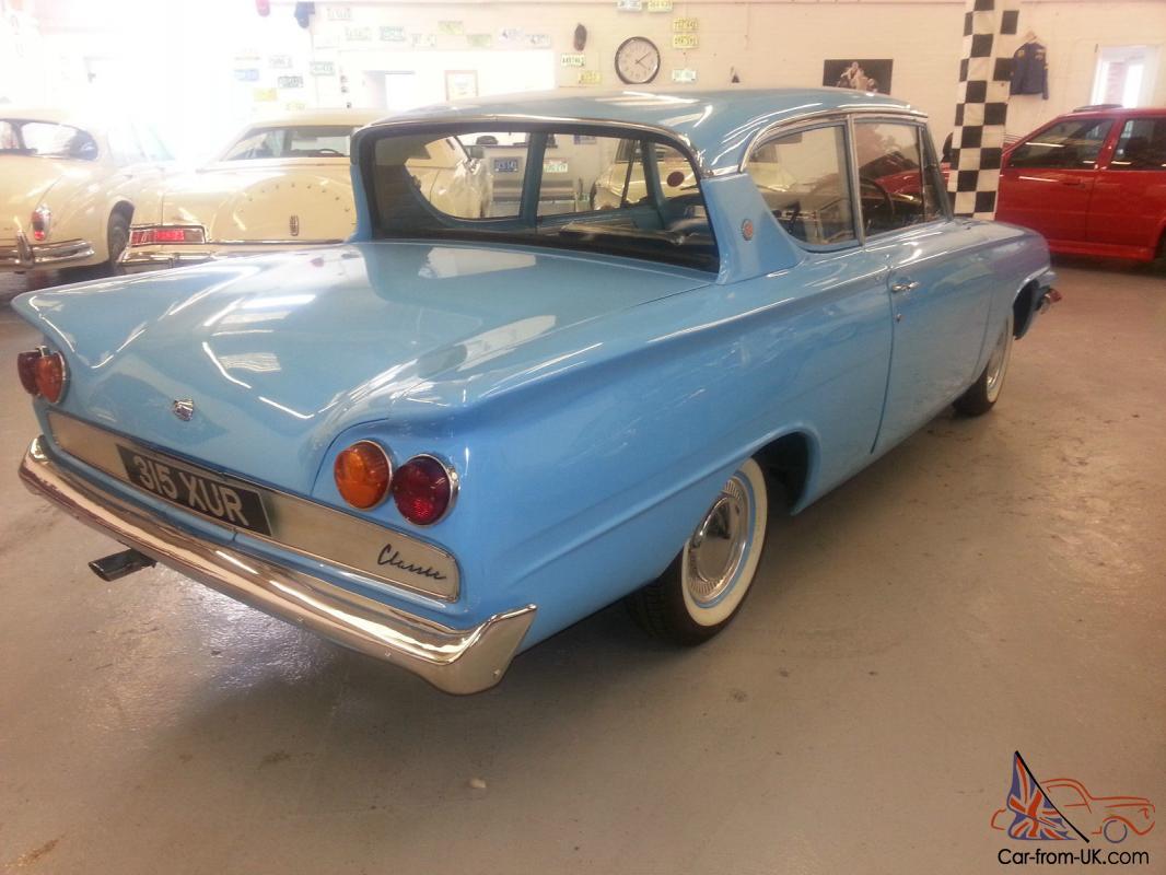 Ford Consul 315 Classic 2 Door Stunning Condition Quot Rare