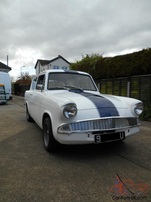 1961 Classic Ford Anglia Zetec Anglia Conversion