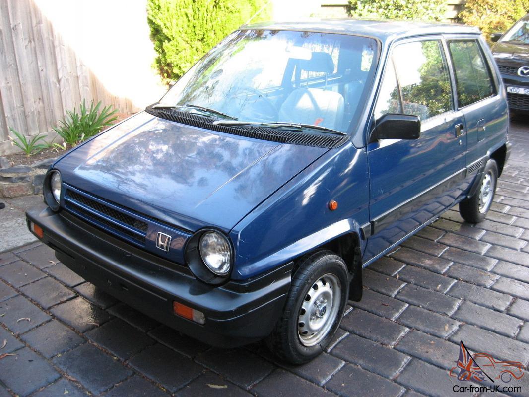 Honda City 3d 1984 Pro T Van 5 Sp Manual 1 2l Carb In Ringwood