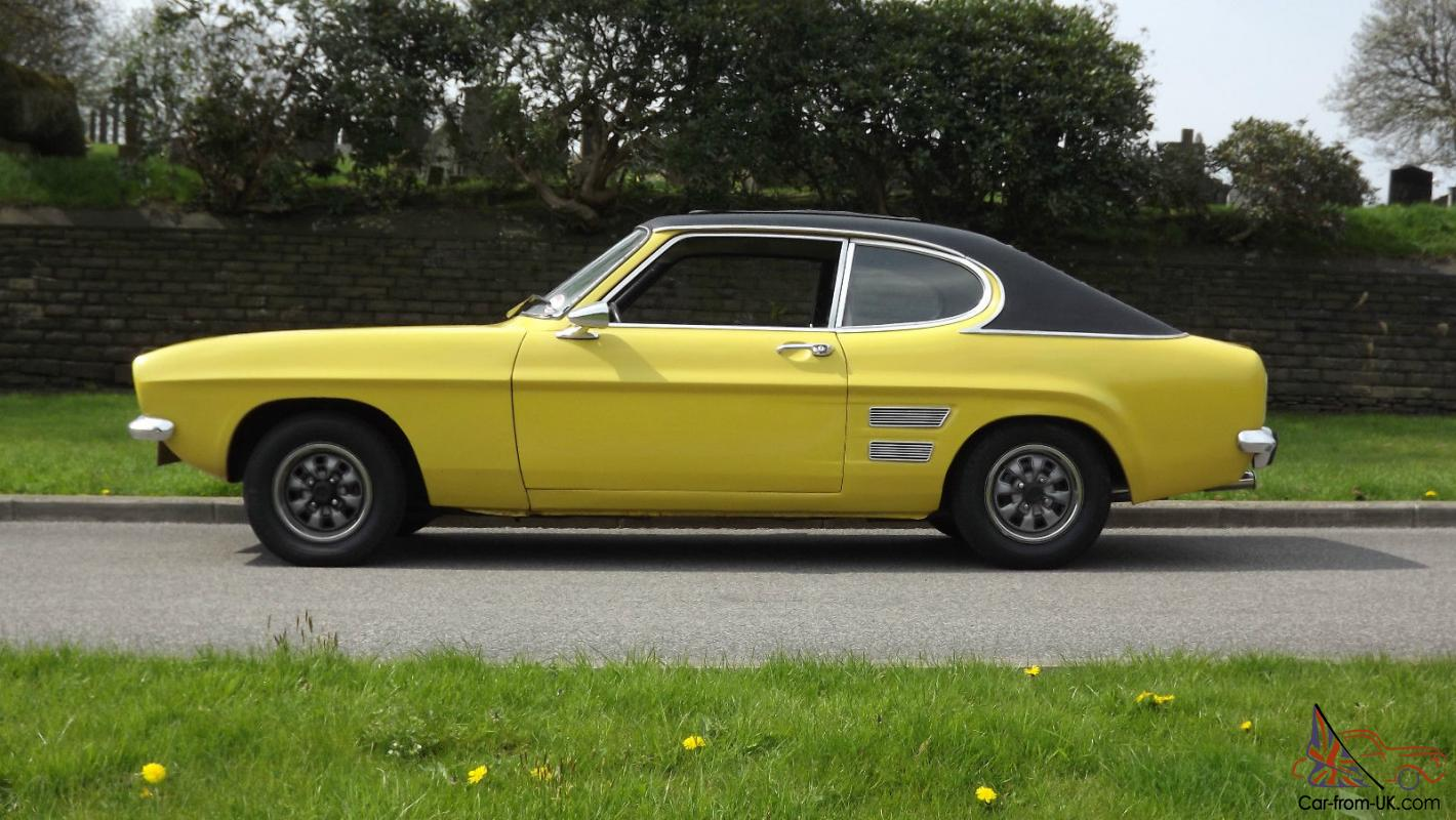 ford capri mk1 2000 gtxlr auto photo