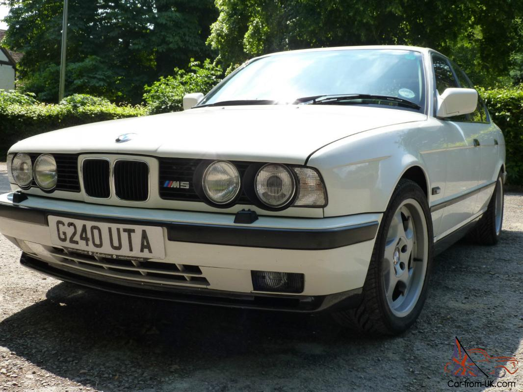 E34 M5 For Sale >> Bmw E34 M5 3 6