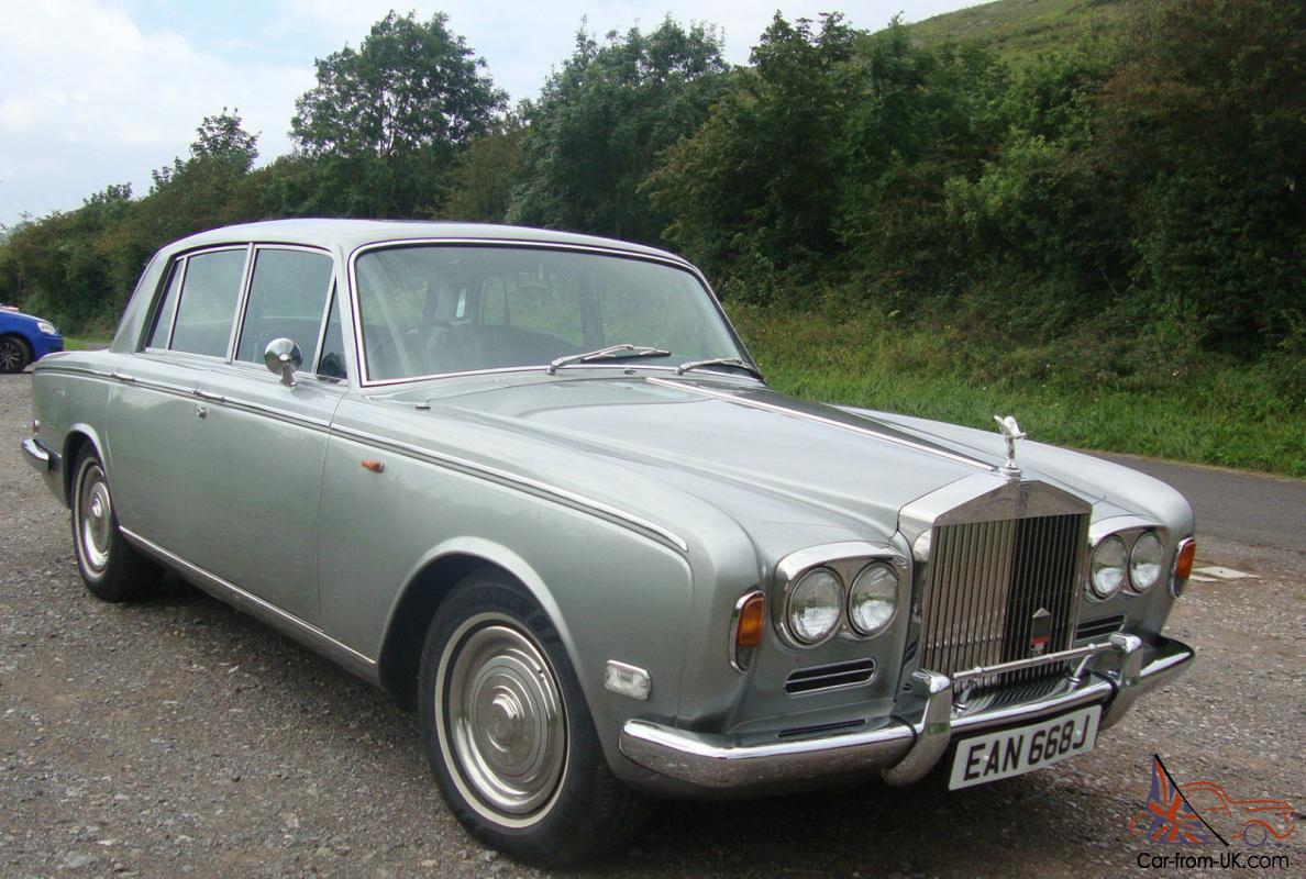 1970 Rolls Royce Silver Shadow I