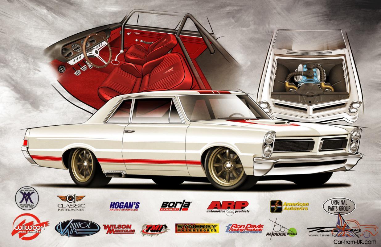 Pontiac Gto 2014 >> 1965 Pontiac Gto 2014 Sema Build