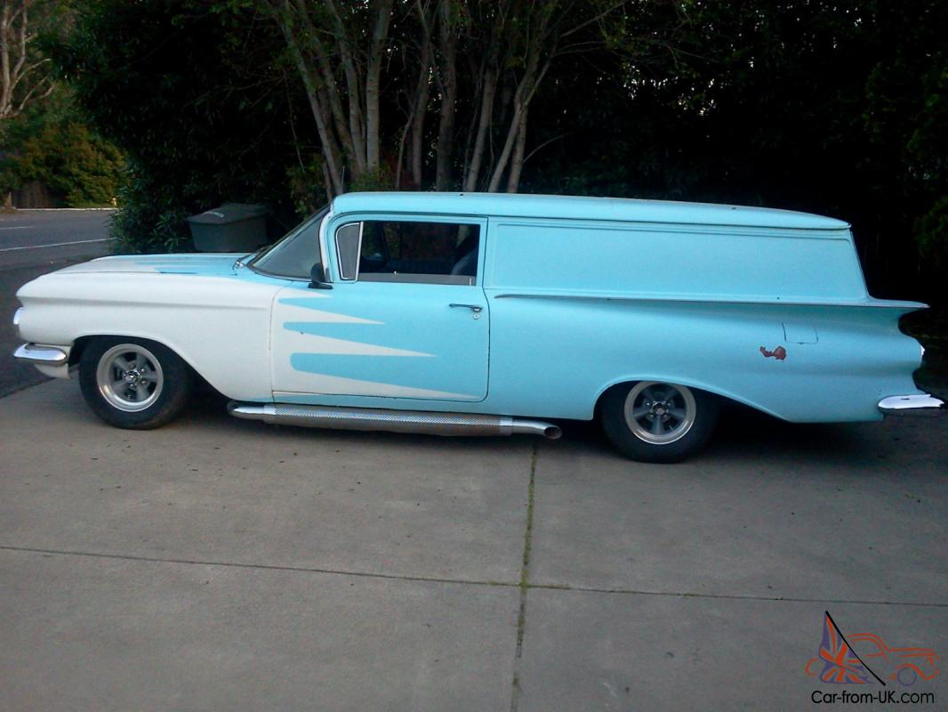 1959 Chevrolet Sedan Delivery Impala Wagon