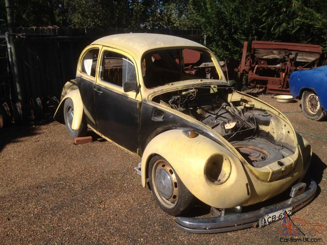Vw Beetle Parts Restore 1972 In Camden South Nsw