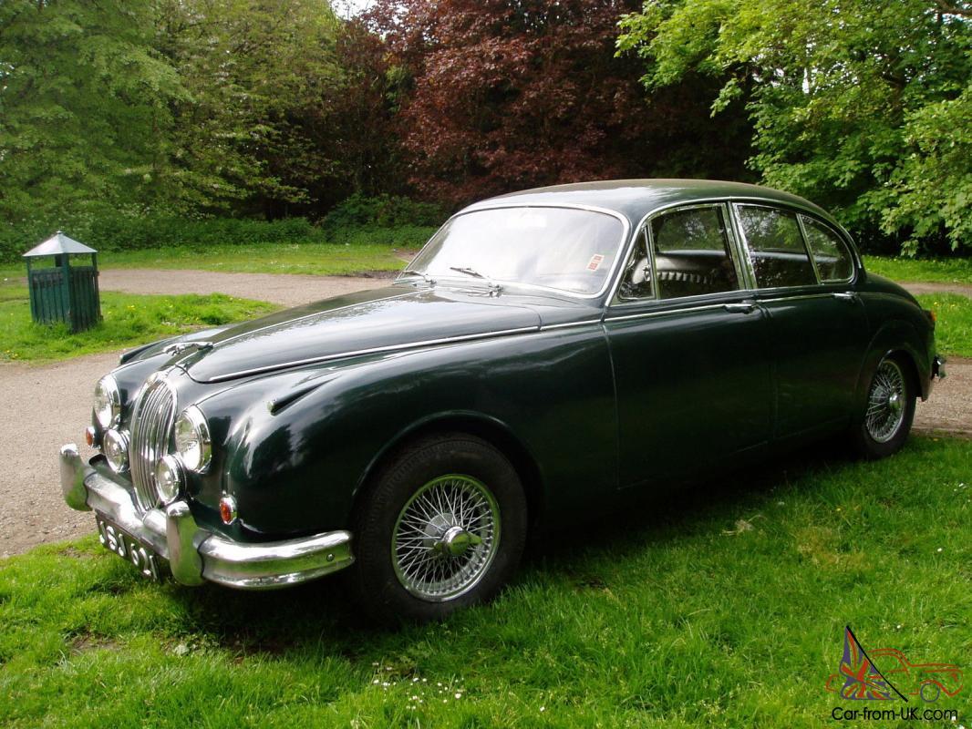 Jaguar mk 2. 1960..2-4 litre