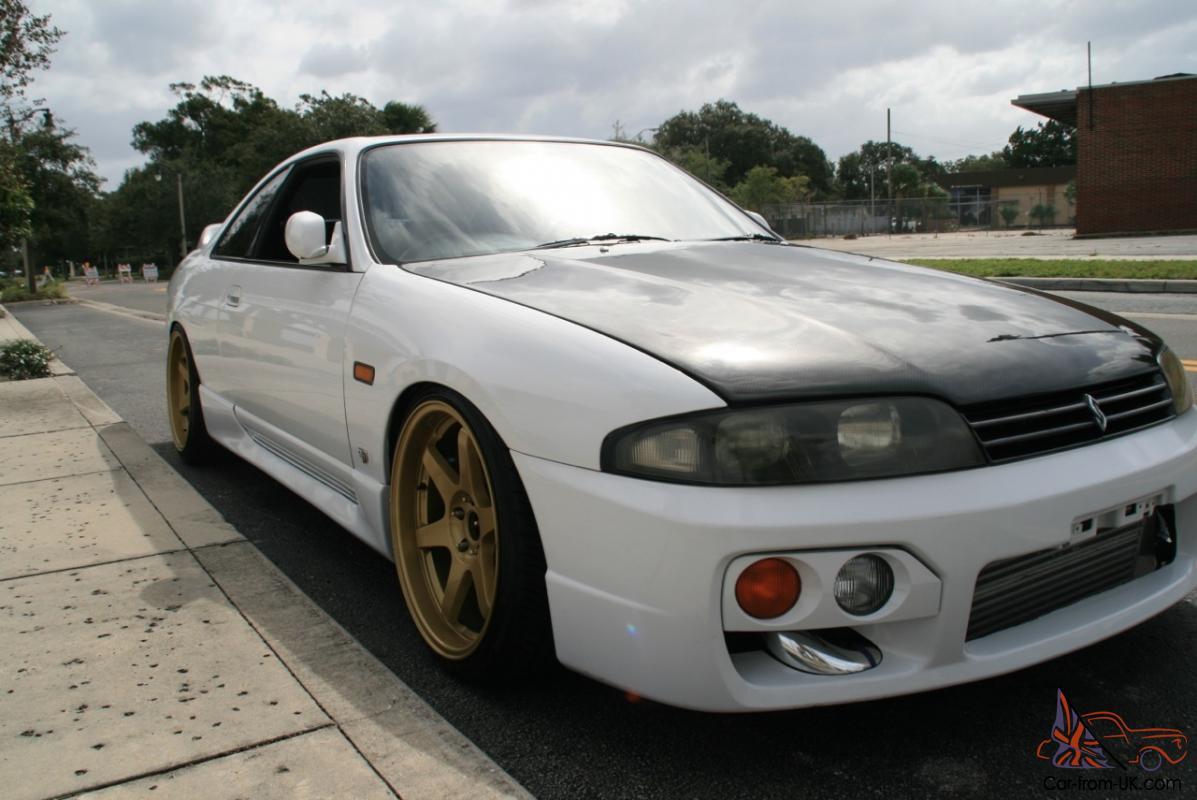 R33 Nissan Skyline Gts T