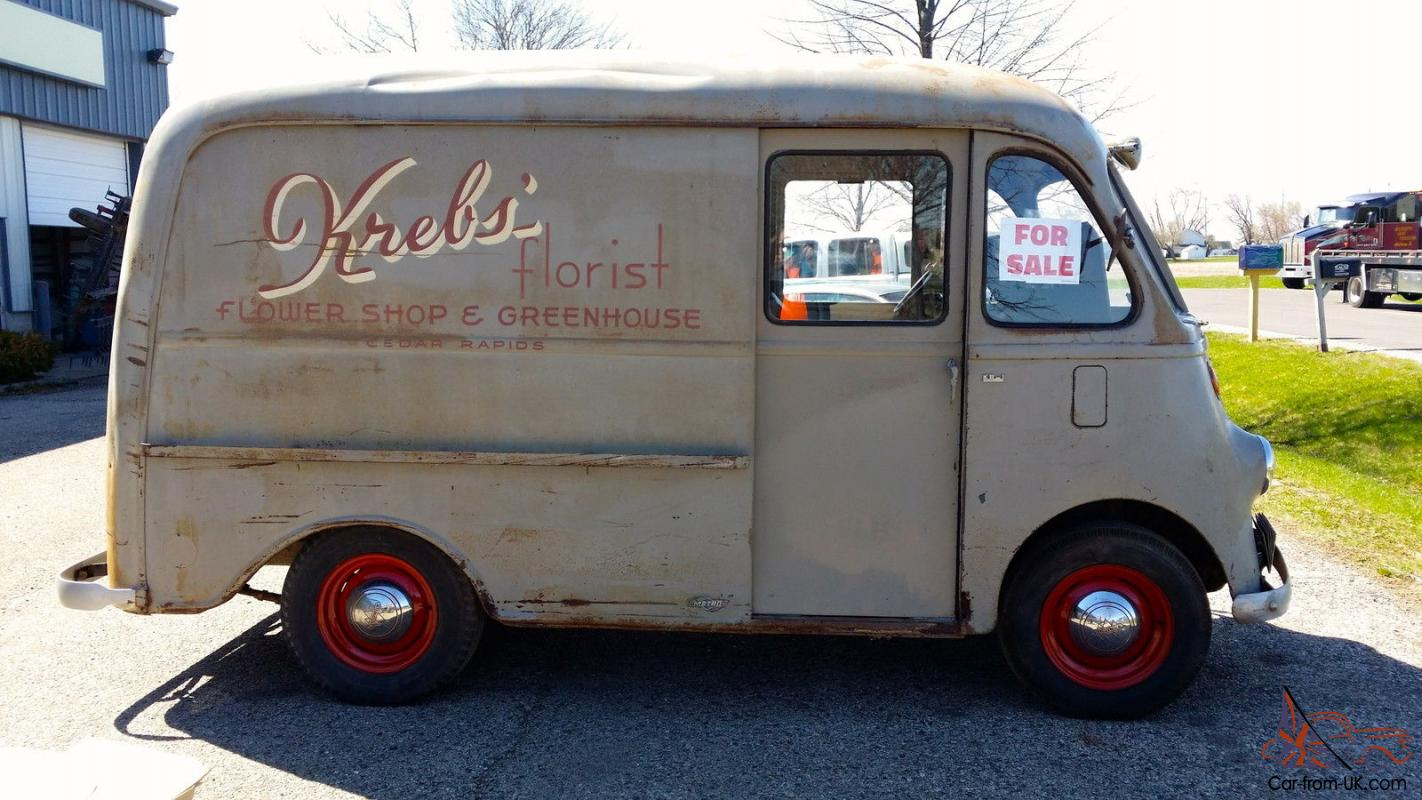 Ice Cream Trucks For Sale >> Milk Truck Bread Truck Ice Cream Truck Delivery