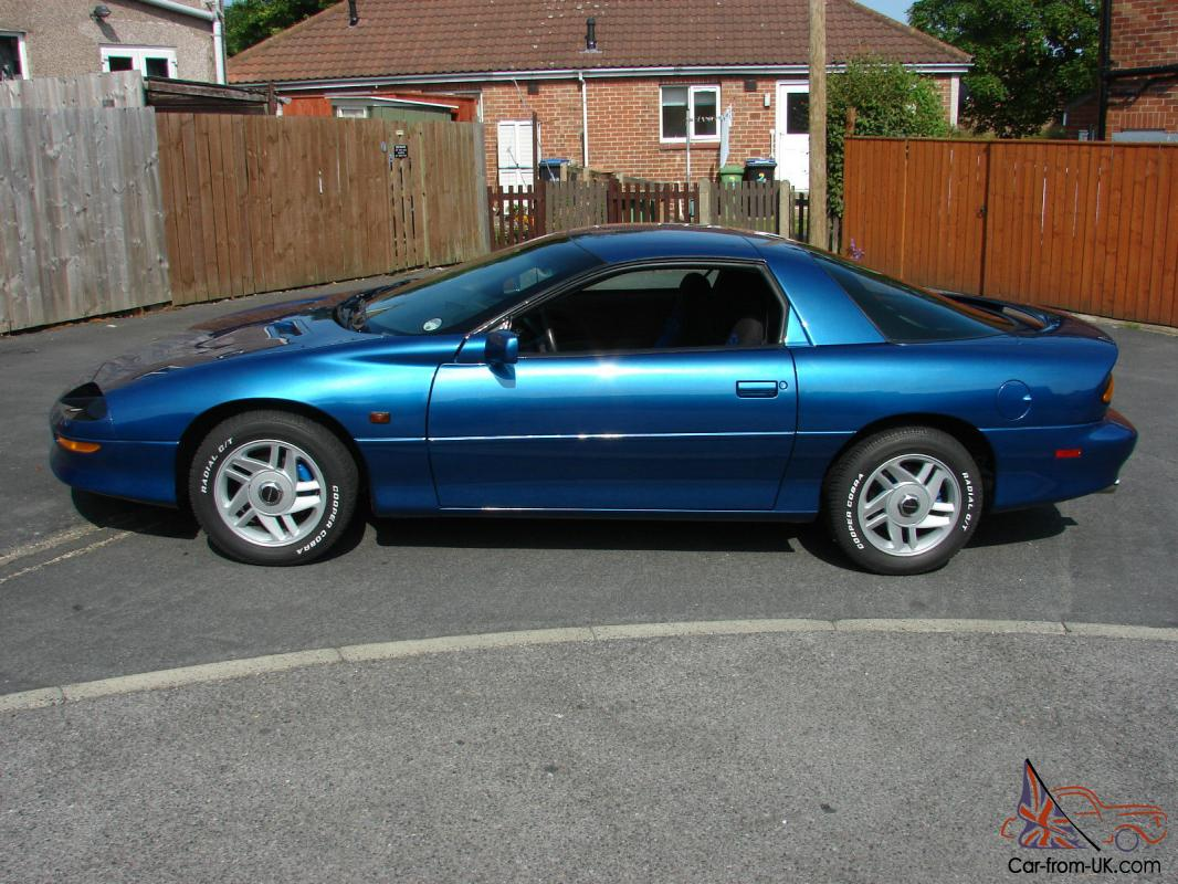 Camaro chevy camaro 1995 : Camaro 1995 V6 3.4L