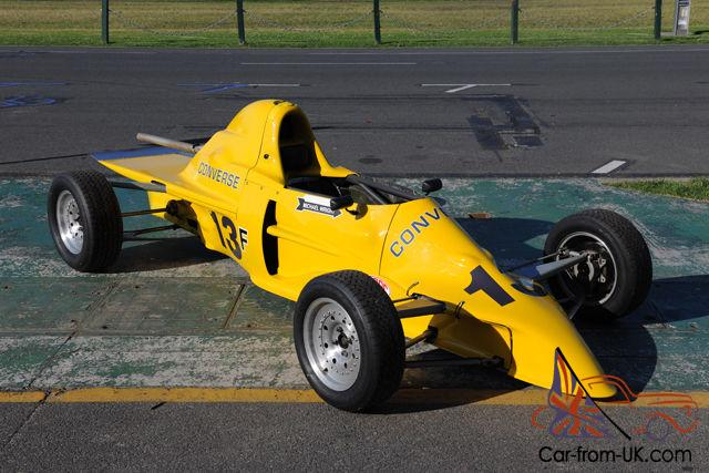 Formula Ford For Sale >> Race Car Swift Db1 Formula Ford In Melbourne Vic