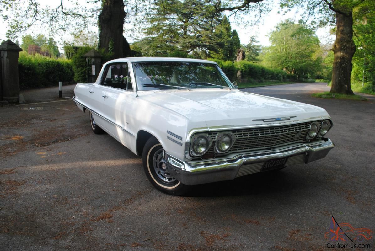 1963 Chevrolet Impala Sports Sedan