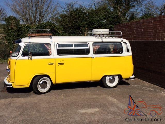 VW Camper T2 Bay Window