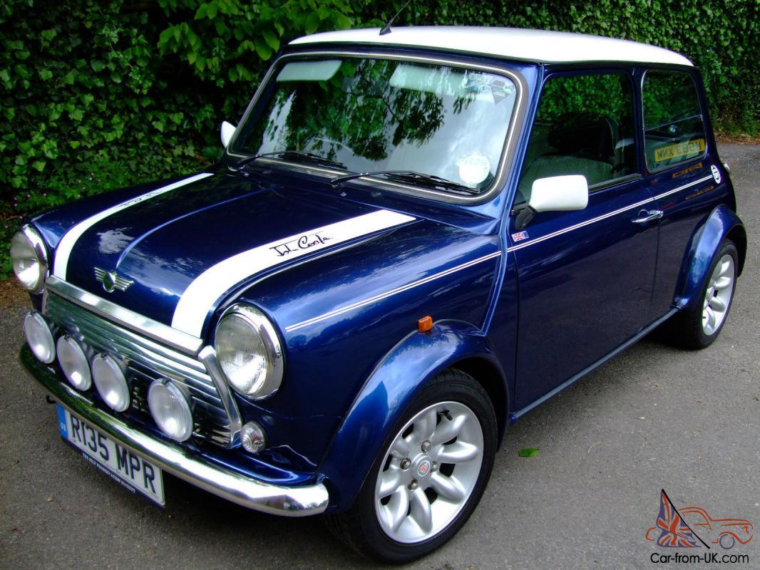 2000 Mini Register  Old Blue Mini