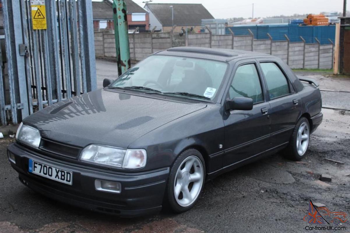 Ford Sierra Shire Rs Cosworth Rwd Grey F Reg May Px Swap Clic
