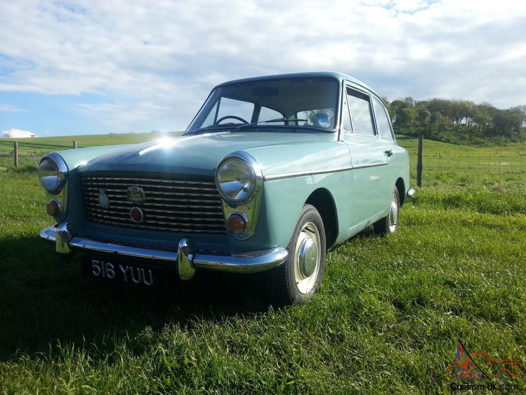 Austin A40 Farina Saloon 1960