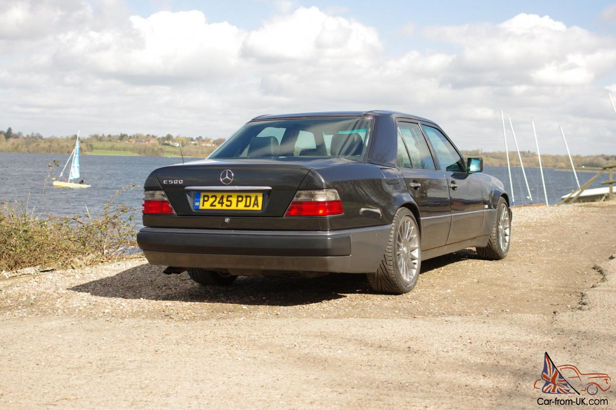 Mercedes Benz 500E Porsche W124 E500 AMG E36 E60 190E No Reserve PX Swap  reduced
