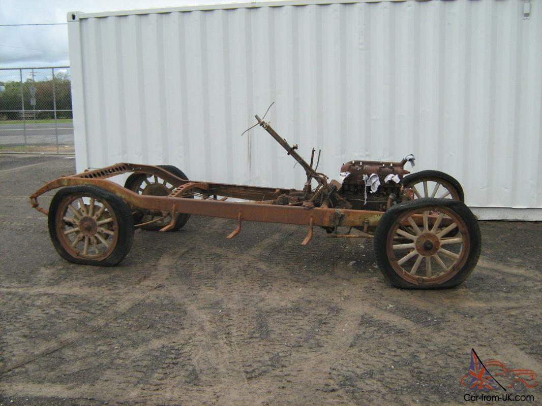 Dodge 1920s Rolling Chassis In Bridgewater On Loddon Vic