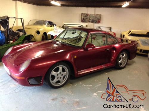 Porsche 959 For Sale >> 1973 Porsche 959 Road Car Classic Car