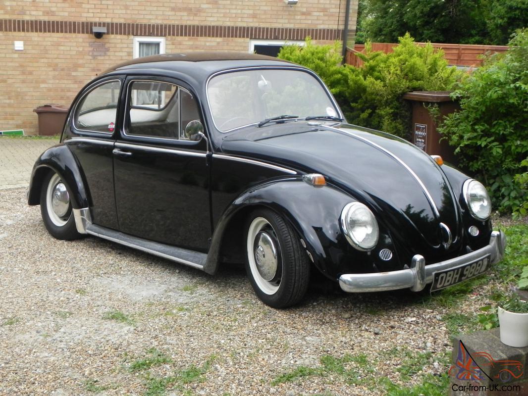 Volkswagen Beetle For Sale >> Classic Volkswagen Beetle 1966